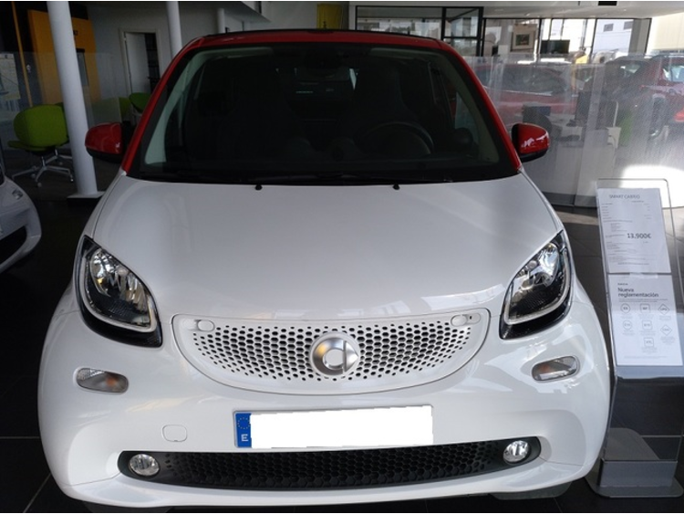 Smart Fortwo passion foto 3