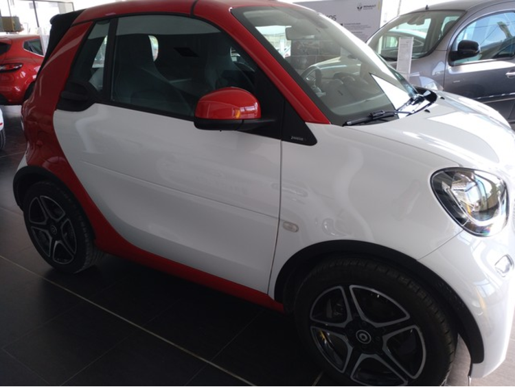 Smart Fortwo passion foto 4